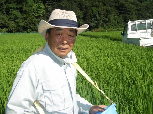 先代から米作りの意志を受け継ぐ「笹生一」