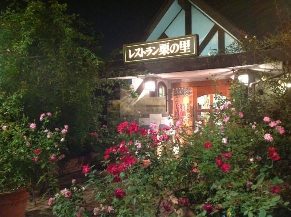 秋バラのシーズンもライトアップガーデンをお楽しみ頂けます♪