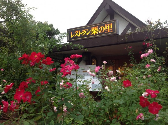 秋バラは、65種450株♪
